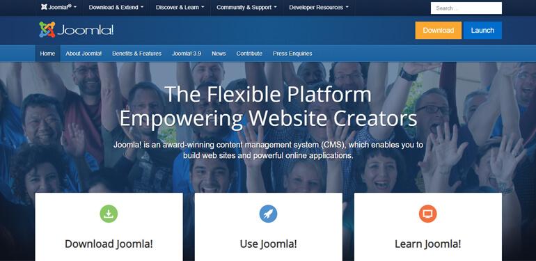Альтернативы CMS для WordPress