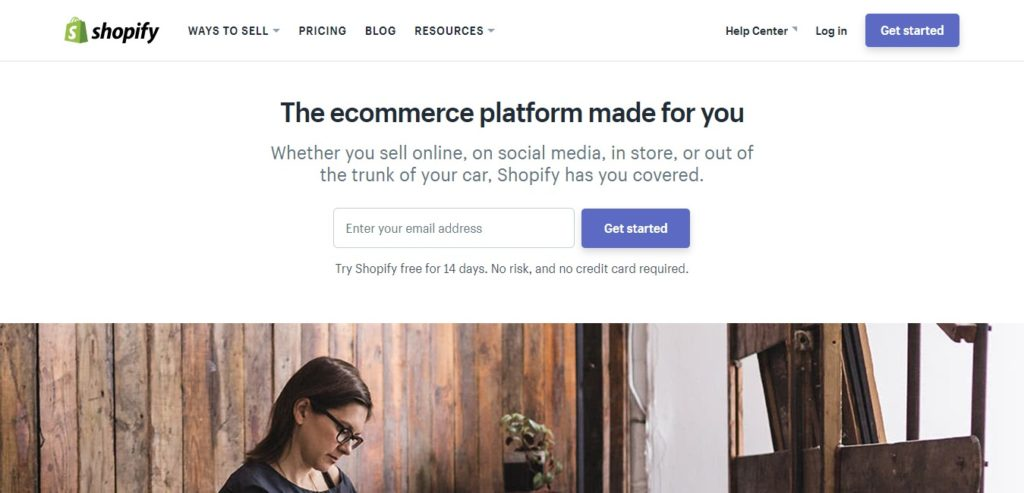Shopify удалось завоевать популярность благодаря своей гибкости