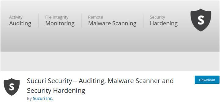 Sucuri для обеспечения безопасности вашего сайта
