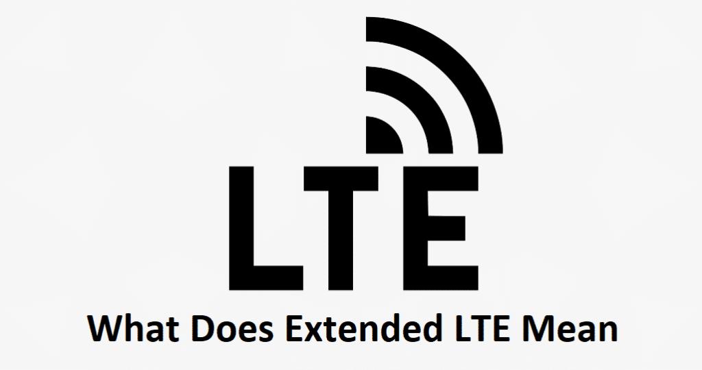 Что означает расширенный LTE?
