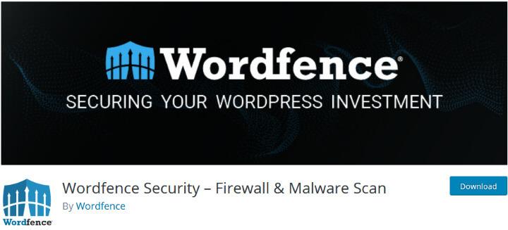 Wordfence Security для обеспечения безопасности вашего сайта