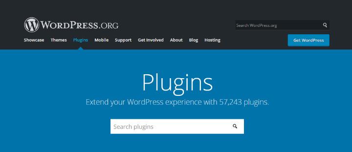 Представляем плагины WordPress