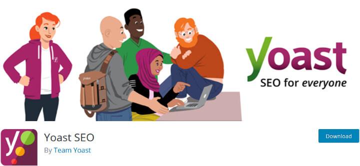 Yoast SEO плагин для поисковой оптимизации (SEO)
